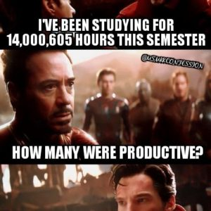 Ever wonder why you procrastinate? Avoiding work at school, university or your workplace?